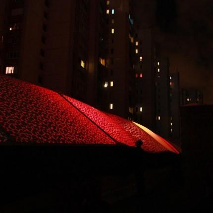 L'ilo, ETFE toiture Seulsoleil