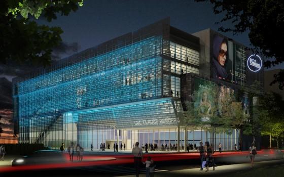 UCG C. Bernard facade