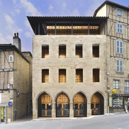 Musée de l'écriture, Figeac Seulsoleil