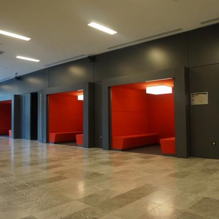 Campus SFR, centre de conférences