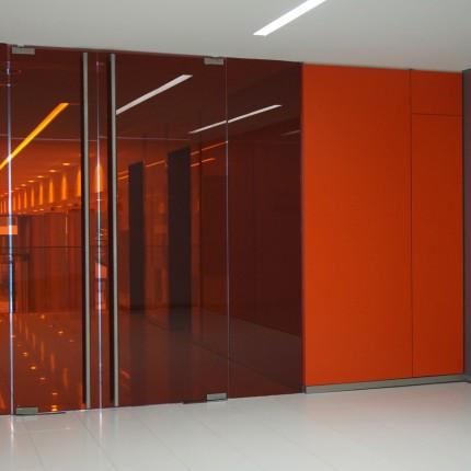 Campus SFR, sas ascenseur