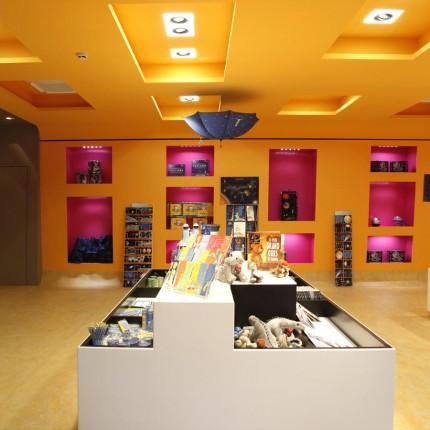 Palais de l'Univers, boutique